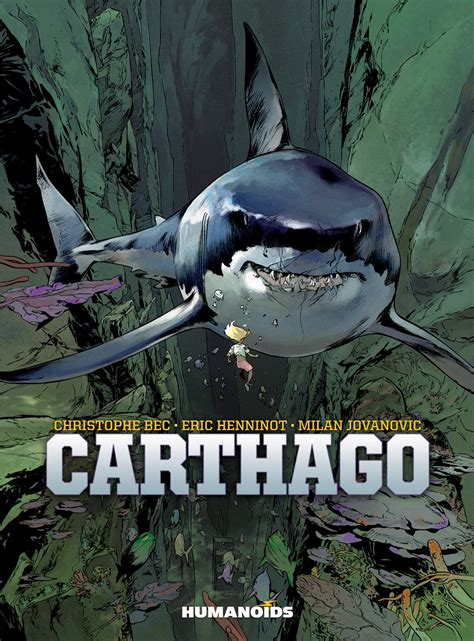 Carthago by Christopher Bec graphic novel review