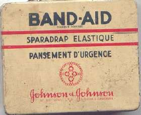 Band-Aid-Invention Story