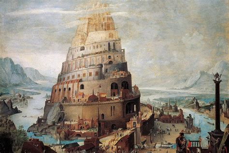 Tower of Babel Bible Story Summary and Study Guide