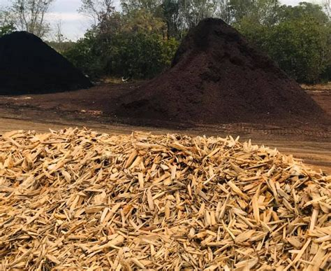 GreenGo Compost Facility Provides Wholesale Mulch Products