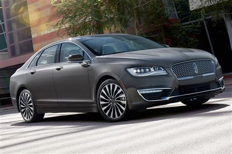 Used 2017 Lincoln MKZ for sale - Pricing & Features | Edmunds