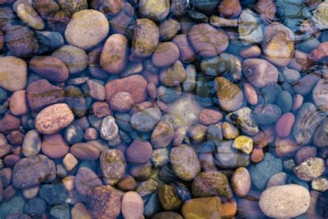 How to Make My Own River Rock Countertops   Hunker