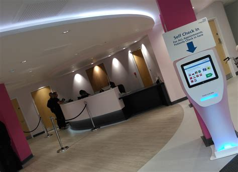 New Outpatient environment to provide an improved