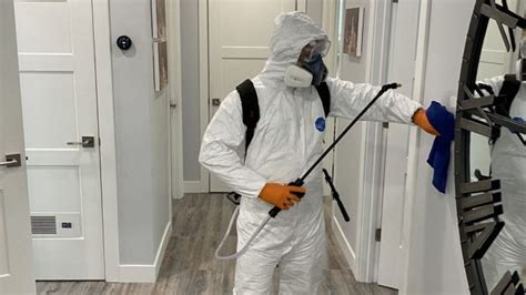 Residential Cleaning, Disinfecting, Sanitizing and