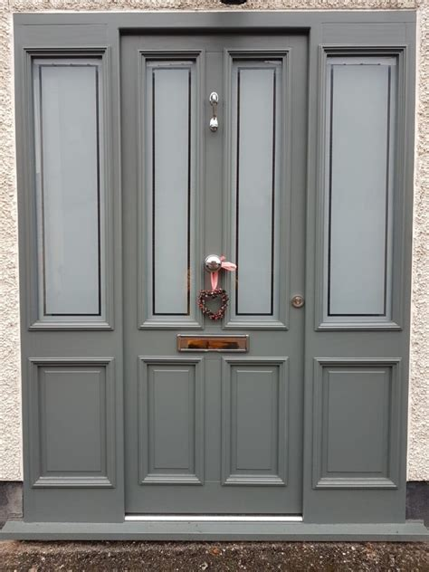 Side panel front door ideas for your home   Reddish Joinery