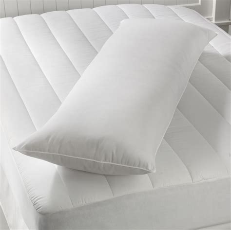 Colormate Body Pillow - White