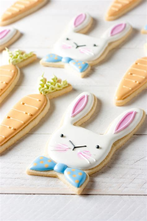 10 DIY Easter Cookies Recipes That You'll Love - Shelterness