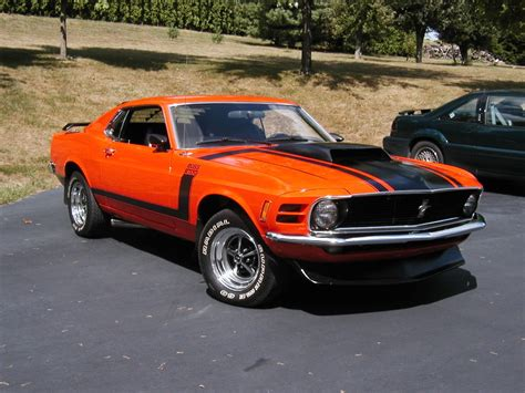 All About Muscle Car: 1970 Mustang 302 7