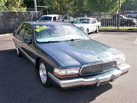Roadmaster GS -Like 1994-1996 Chevrolet Impala SS LOOK for