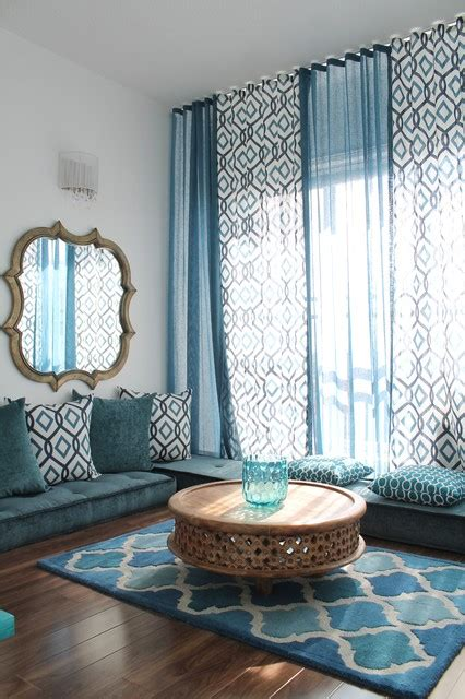 25 Modern Moroccan Style Living Room Design Ideas – The